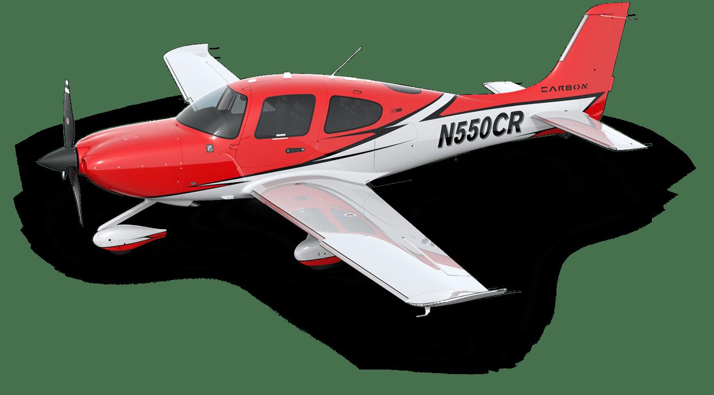 airplane cirrus sr22