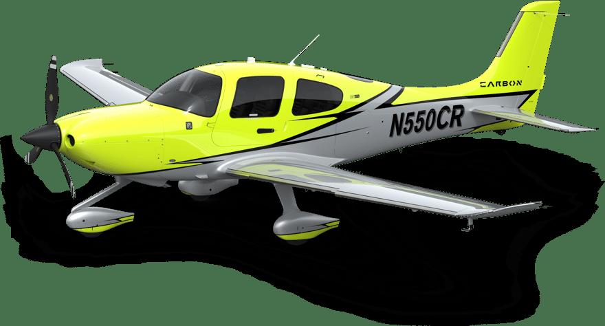 airplane cirrus sr22t